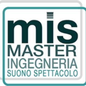 Logo Master in ingegneria del suono e dello spettacolo