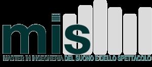 Logo MIS Master in ingegneria del suono e dello spettacolo