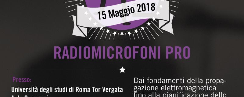 Seminario Radiomicrofoni Pro by Shure