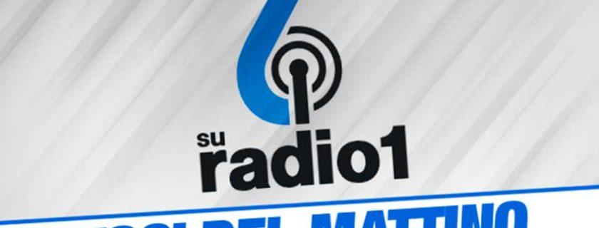 """Il MIS a """"6 su Radio 1"""""""