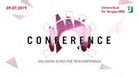 Conference   Soluzioni audio per teleconferenza